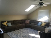 3 piece sectional couch in Kingwood, Texas