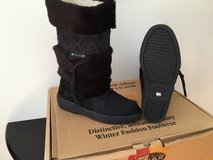 Pajar NEW black boots! Quality Fashion Footwear, Made in Italy in Westmont, Illinois