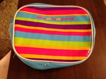 Striped Bike Bag in Yorkville, Illinois