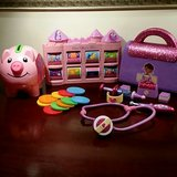 Doc Mcstuffins, Once upon a time, Learn to Count in Lockport, Illinois