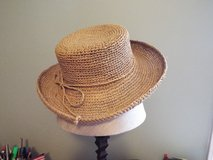 Cute! Natural Fiber Hat in Camp Lejeune, North Carolina