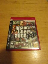 Grand theft auto 4 for PS3 in Chicago, Illinois