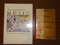 Two music books in Tomball, Texas