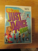 Just dance kids wii in Naperville, Illinois