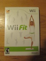 wii fit in Naperville, Illinois