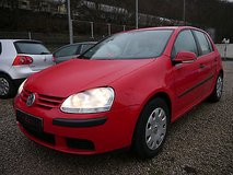 2005 VW Golf 1.4 TSI, low miles, new inspection in Baumholder, GE