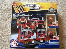 WWE Stackdown Road Warriors Set in Camp Lejeune, North Carolina