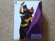 DC Batgirl Statue in Camp Lejeune, North Carolina