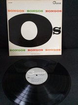 Bongos Bongos Bongos by Los Admiradores vinyl record in Glendale Heights, Illinois