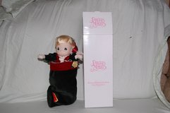 "Precious Moments Stocking Doll - ""Gabrielle"" Christmas 2001 in Fort Leonard Wood, Missouri"