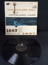 The Golden Era Of Dixeland Jazz 1887-1937 vinyl record in Westmont, Illinois