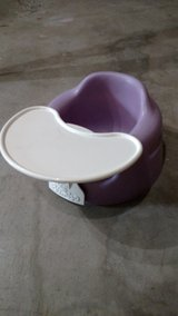 Bumbo chair with tray in Fort Carson, Colorado