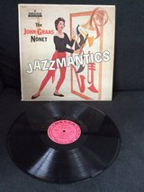 The John Graas Nonet Jazzmantics vinyl album in Glendale Heights, Illinois