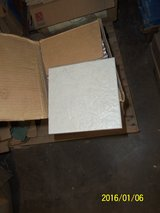 "Creamy White Textured 6x6"" Tiles in Alamogordo, New Mexico"