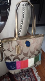 Coach Purse Tote in Tomball, Texas