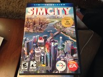 Sim City PC DVD-ROM in Bolingbrook, Illinois