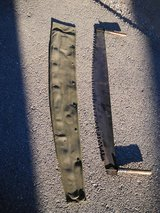 Military saw with canvas case in Alamogordo, New Mexico