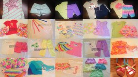 Girls Shorts Size 7 & 8 Gymboree Cherokee Ruum Summer Clothes in Bartlett, Illinois