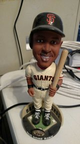 "Barry Bonds ""Legend of THE DIAMOND"" #2220 of 6000 Bobblehead in Fort Riley, Kansas"