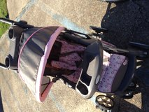 Graco FastAction Fold Classic Connect Stroller in Fort Polk, Louisiana