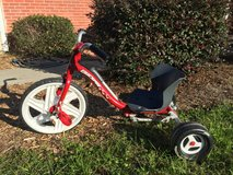 Radio Flyer Tailspin Trike, Red Bike, Tricycle in Beaufort, South Carolina