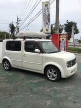 2004 Nissan Cube 3 CUBIC - 80,xxx KMS - 7 Passenger - Excellent Family Car - Large Inventory! $ave! in Okinawa, Japan