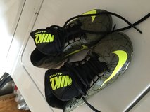 Nike football cleats size 2.5 in Houston, Texas