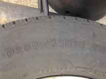 15in tire and wheel fits sanoma or s10 in Fort Campbell, Kentucky