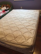 Sleep number bed Queen/Full size in New Orleans, Louisiana
