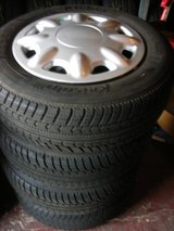 winterwheels 15inch fitting golf 5 and golf 6 in Baumholder, GE
