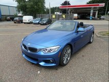 2014 BMW 428i Convertible in Hohenfels, Germany