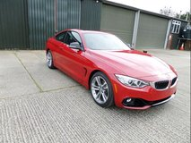 2014 BMW 428i Coupe in Hohenfels, Germany