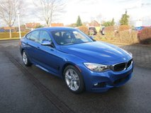 2014 BMW 335i xDrive Gran Turismo M Sport in Hohenfels, Germany