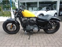 2012 Harley Davidson XL 1200 forty eight in Hohenfels, Germany