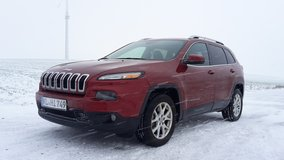 2014 Jeep Cherokee Latitude 4x2 - (Private Sale) in Ramstein, Germany
