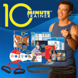 10 minute trainer work out system dvd really works created by p90x guy in St. Charles, Illinois