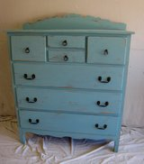 Rustic  Distressed Dresser/Chest in Houston, Texas