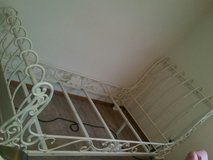 GIVE AWAY PRICE! Beautiful for a Little Girl-TWIN SIZE BED w/ MATTRESS/BOX SPRING in Fort Leonard Wood, Missouri