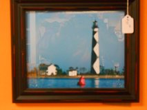 Lighthouse Photographs in Cherry Point, North Carolina