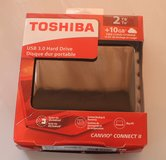 New 2TB Portable Hard Drive Toshiba in Alamogordo, New Mexico