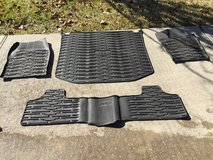 Jeep Grand Cherokee All Weather Floor Mats and Cargo Mat in Houston, Texas