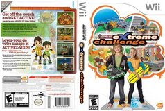 Nintento Wii Active Life Extreme Challenge game bundle (works on Wii and Wii U) in Okinawa, Japan
