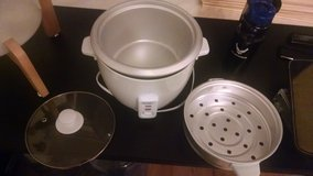 110v Food Steamer/Rice Cooker in Ramstein, Germany