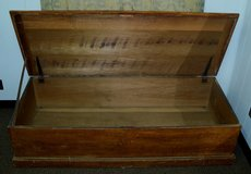 Amazing Extra Long Wooden Antique Trunk in Fort Leonard Wood, Missouri