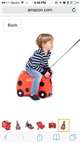 Trunki kids multifuction suitcase in El Paso, Texas