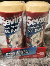 2 cans Sevin dust insecticide in El Paso, Texas
