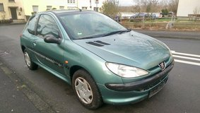 Peugeot 206 Sport in Ansbach, Germany