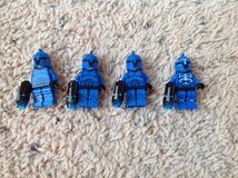 LEGO Senate Troopers Set in Camp Lejeune, North Carolina