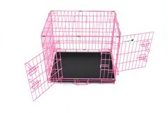 Pink Kennel in Alvin, Texas