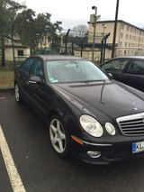 2008 Mercedes E350 4MATIC in Ramstein, Germany